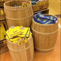 Stepped Barrel & Keg Sizes Aux