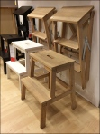 Stool and Step Sales at IKEA Sideview