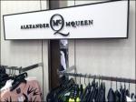 Alexander McQueen Logotype Shorthand Overall
