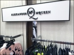 Alexander McQueen Logotype Shorthand Overall