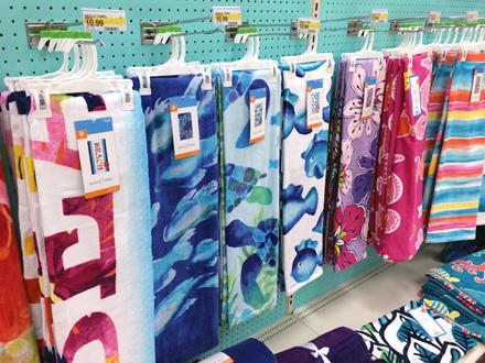 Beach Towel Clothes Hanger Main