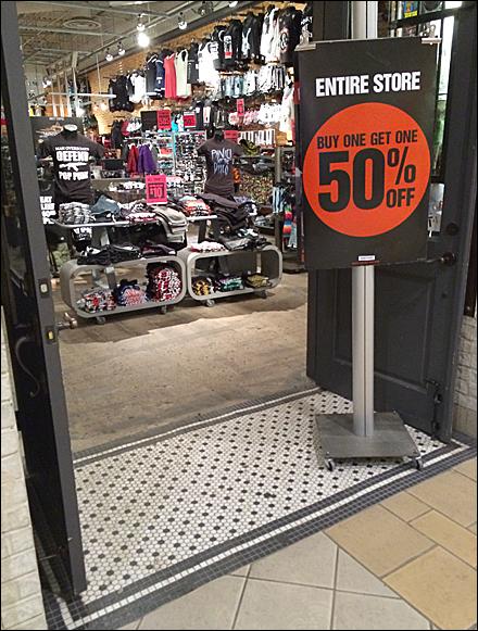BOGO 50% Off Entire Store Main