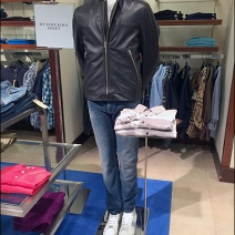Burberry Brit on a Pedestal Overall
