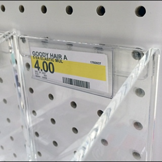Clear Acrylic Bin for Pegboard 3