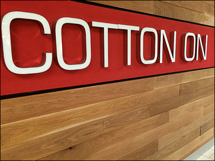 Cotton On Store Entry Branding Main