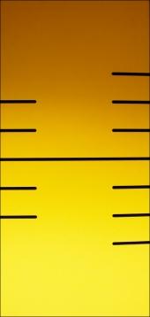 DashWall Slatwall Patterns in Yellow