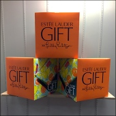 Estee Lauder Lilly Pulitzer Gift Cubes