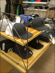 Hurley Baseball Cap Platform Tray Aux