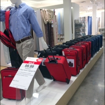 JCPenny Luggage Parage Main