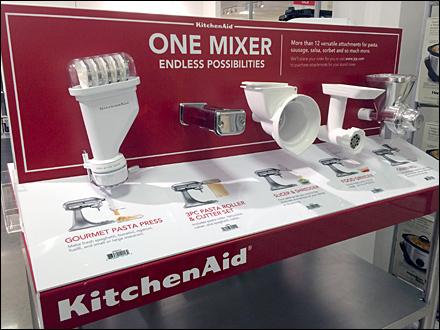 Kitchen Aid Mixer Main