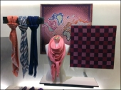 Louis Vuitton Scarf Destinataions 1