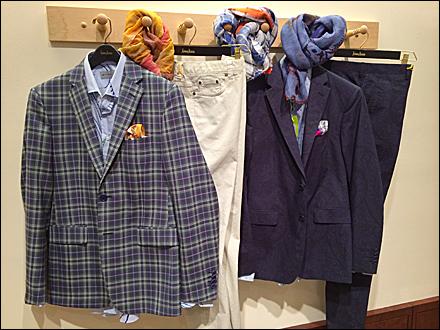 Men's Scarf Ties at Neiman Marcus Aux