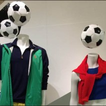 Bloomingdale's Soccer Score Style Goal 2