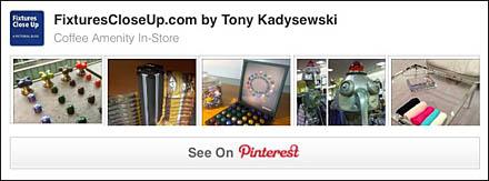 Coffee Amenity In-Store Pinterest Board