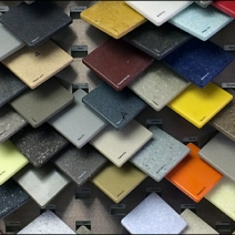 Corian Tile Tip-On Color Samples 2