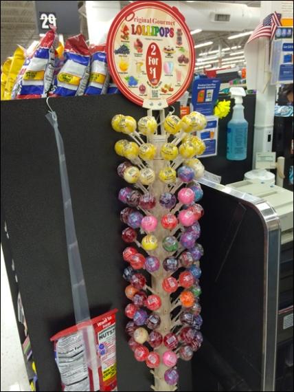 Gourmet Lollipops 1