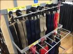 Guarded Suspender Multi-Hook Rack 1