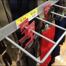 Guarded Suspender Multi-Hook Rack 3