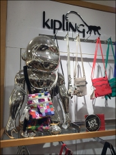 Kipling Monkey on a Mission Main