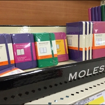Moleskine Mass Merchandised 2