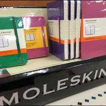 Moleskine Mass Merchandised 3