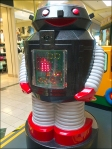 Mr Roboto at the Mall 1