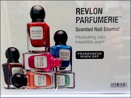 Revlon Scented Nail Polish Main