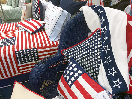 Tommy Hilfiger Celebrates July 4th A
