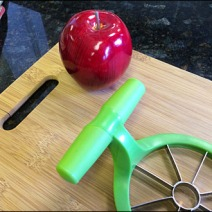 Apple Corer Food Prop Detail