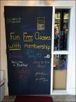 Back-to-School Fun Free Classes Overall