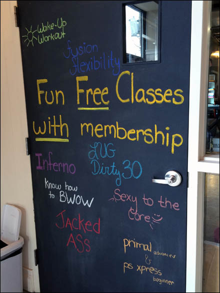 Back-to-School Fun Free Classes