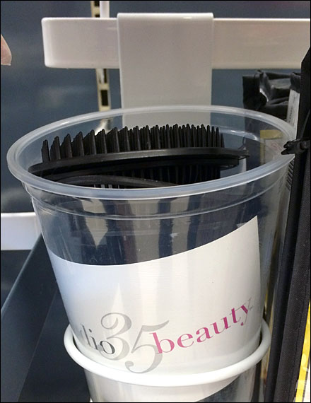 Combs in a Cup Merchandising Main
