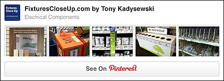 Electrical Components FixturesCloseUp Pinterest Board