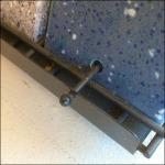 Flip-Front Open Wire Tile Samples 1