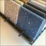 Flip-Front Open Wire Tile Samples 2