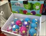 Hedgehog Lip Gloss Self-Merchandising Aux