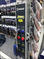 Kobalt Wrench Trial Color Coded 1