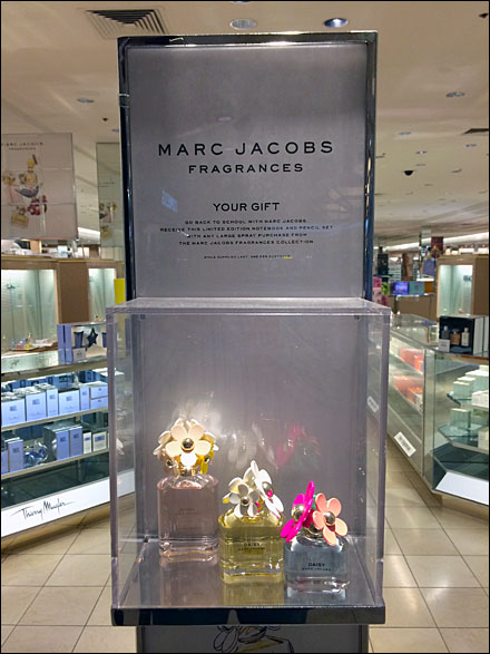 Marc Jacobs Daisy Museum Case