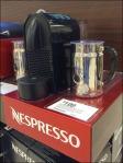 Nespresso Branded Shelf Overlay Aux
