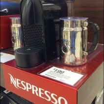 Nespresso Branded Shelf Overlay Aux