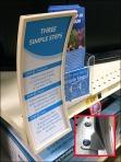 Petsmart Concave Shelf Edge Sign Aux Detail