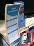 Petsmart Concave Shelf Sign For Retail