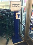 Purrell Mini Cart Wipe Station Overall
