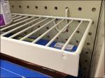 PwerWing Full-Width Open Wire Shelf 2