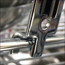 Chrome PowerWing Grid Hook Detail 3