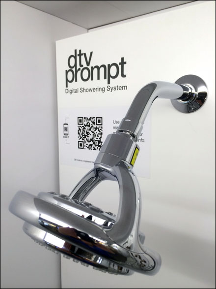 DTV Digital Shower QR Code Main