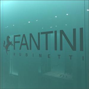 Fantini Blue Hlass Store Entry Branding Main