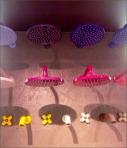 Fantini Shower Head Color Array Particle Board