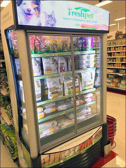 FreshPet Refrigerated Pet Food Main