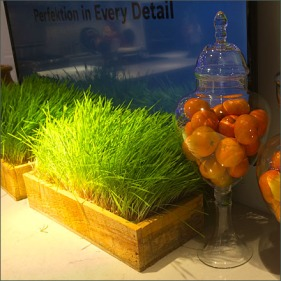 Grass Grows Greener in Retail